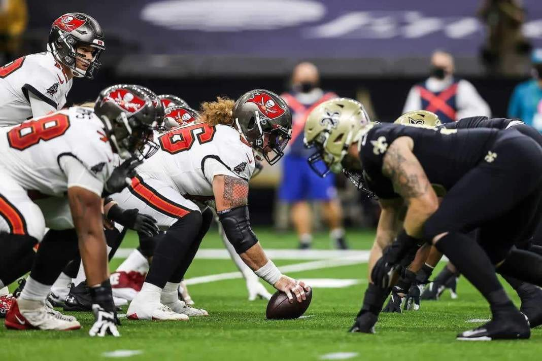 Bucs vs. Saints/buccaneers.com