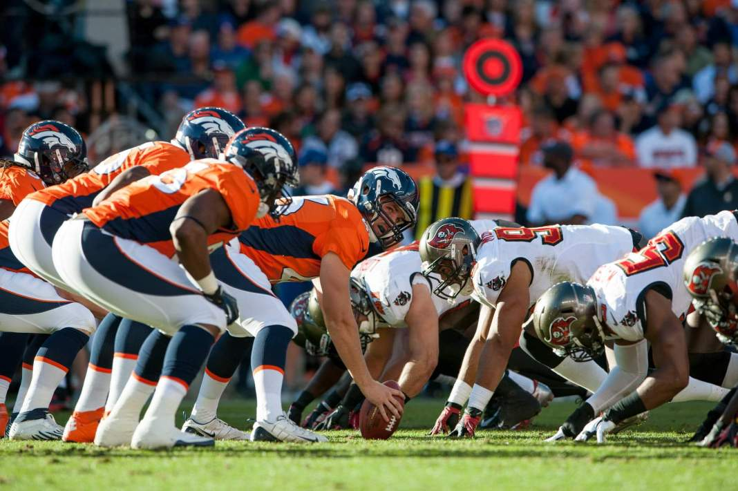 Buccaneers vs. Broncos/Dustin Bradford/Getty Images