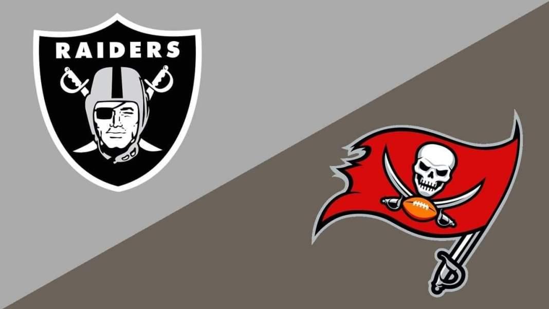 Buccaneers vs. Raiders/via MVP Sports
