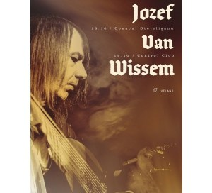 Jozef van Wissem, din nou in Romania