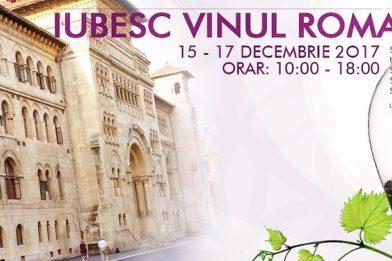 A 7-a editie a salonlui VINTEST Bucuresti: 15-17 decembrie 2017