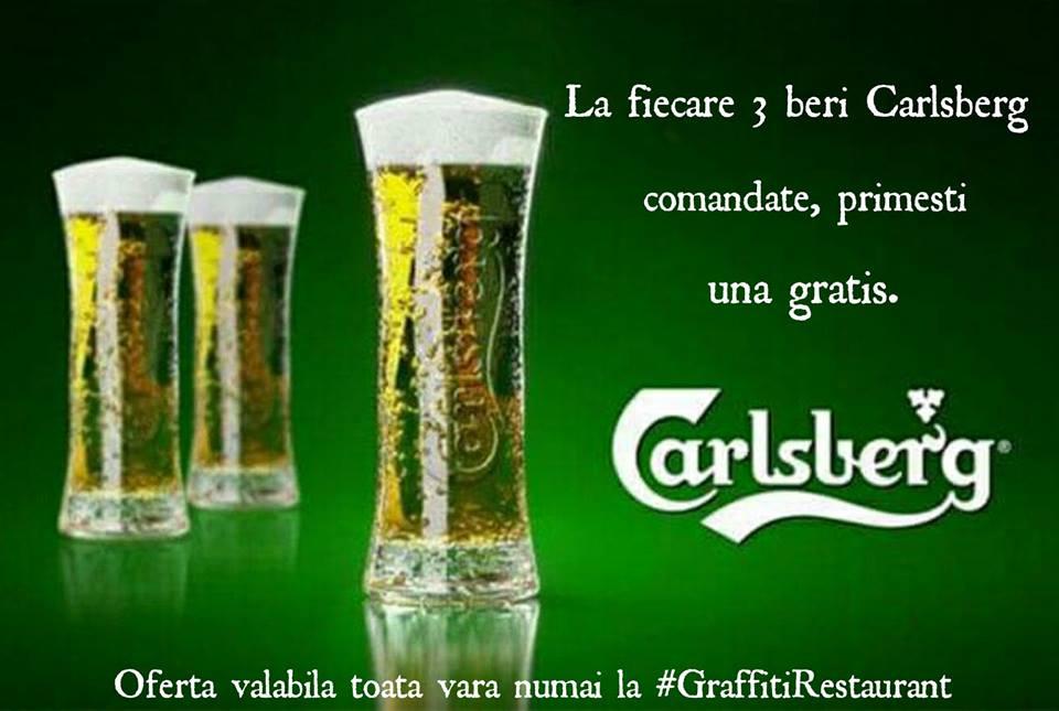 Carlsberg 3+1