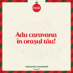 Caravana Coca-Cola 2019 – Adu caravana in orasul tau!