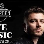 Live Music by Mihai Grigoras la Hop Garden