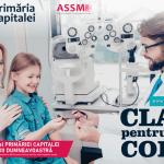 Ochelari gratis pentru copii in Bucuresti