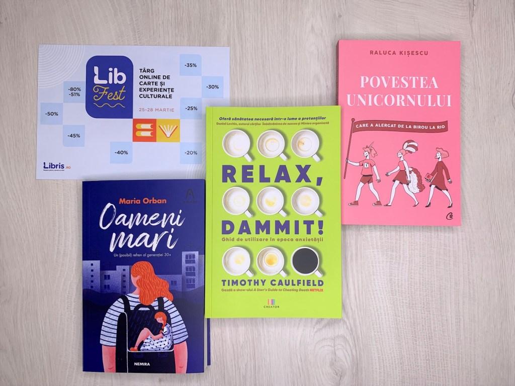LibFest, maraton pentru iubitorii de carte - 130 de lansari si dialoguri cu autorii momentului.