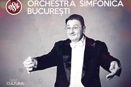 Concert de neratat, in 9 aprilie, la Orchesta Simfonica Bucuresti!