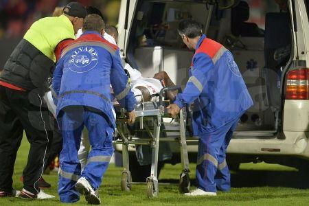 Politia a deschis DOSAR PENAL! Medicii NU SI-AU FACUT TREABA in cazul mortii fotbalistului Ekeng!