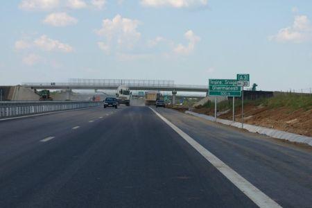 Se lucreaza intens: Autostrada A3 ajunge vara aceasta in Bucuresti!