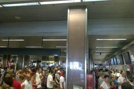 Aeroportul Otopeni ia masuri concrete pentru a reduce timpii de asteptare ai calatorilor