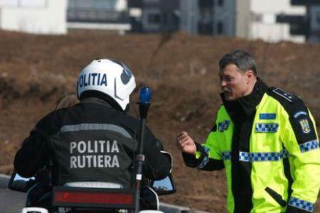 Un bucurestean a oferit 300 de euro mita politistilor de la Rutiera sa-l lase sa plece!