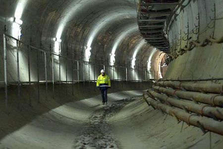Guvernul a aprobat metroul intre Gara de Nord si Aeroportul Otopeni! Lucrarile incep la anul si va avea o capacitate de 50.000 de calatori pe ora!