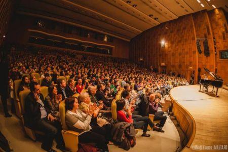Concert de mare importanta in Bucuresti! 100% Mozart pe scena Salii Radio!