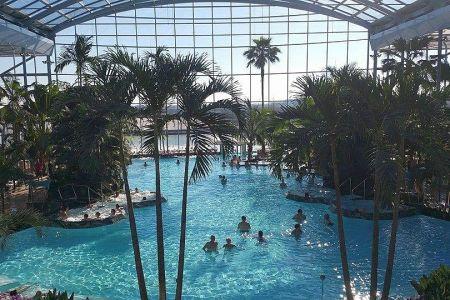 Complexul balnear Therme se EXTINDE cu 4000 de metri patrati! Toata zona va fi dedicata FAMILIEI!