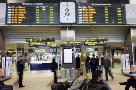 Aeroporturile Bucurestiului inregistreaza printre cele mai mari cresteri din Europa la numarul de pasageri!