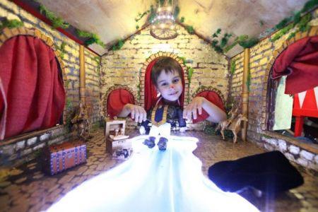 Propunere inedita pentru cei mici: Spectacole de teatru interactiv in Cartierul Povestilor!