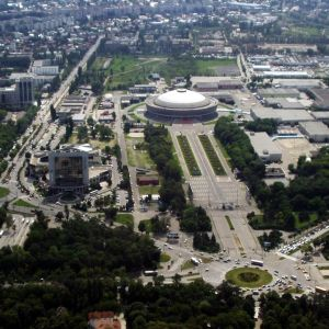 Proiect imobiliar gigant in locul Romexpo!