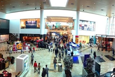 INCENDIU la Mall Baneasa! Toti cumparatorii evacuati de urgenta!