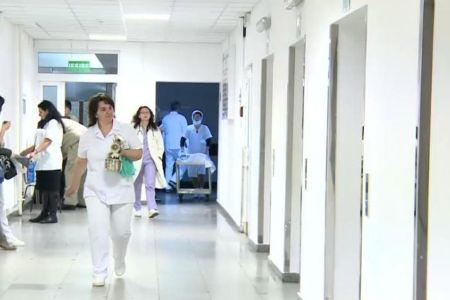 """Gabriela Firea face noi promisiuni despre un posibil viitor spital metropolitan in Bucuresti! """"Am trei locatii, le studiez acum"""""""