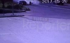 VIDEO – Un motociclist de 35 de ani din București a murit după ce o șoferiță de 67 de ani i-a tăiat calea!