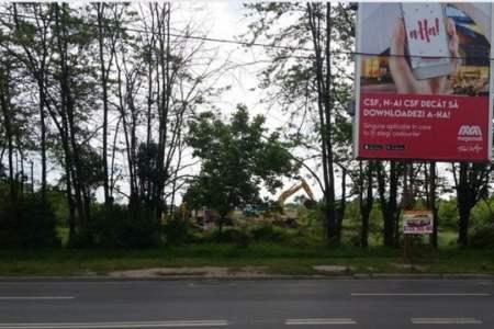 Au inceput lucrarile in Bucuresti, in zona strazii Petricani, pentru conectarea la autostrada A3 spre Ploiesti!