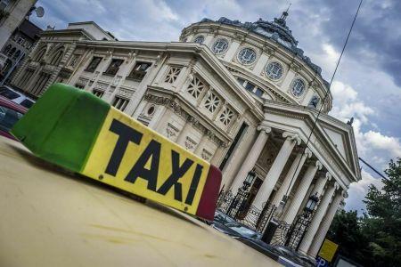 Taximetrist ARESTAT dupa ce a tarat cu masina 100 de metri un client! Mai intai i-a furat telefonul!