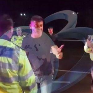 Cu cine a ajuns Boureanu coleg de celula in arestul Politiei Capitalei?!