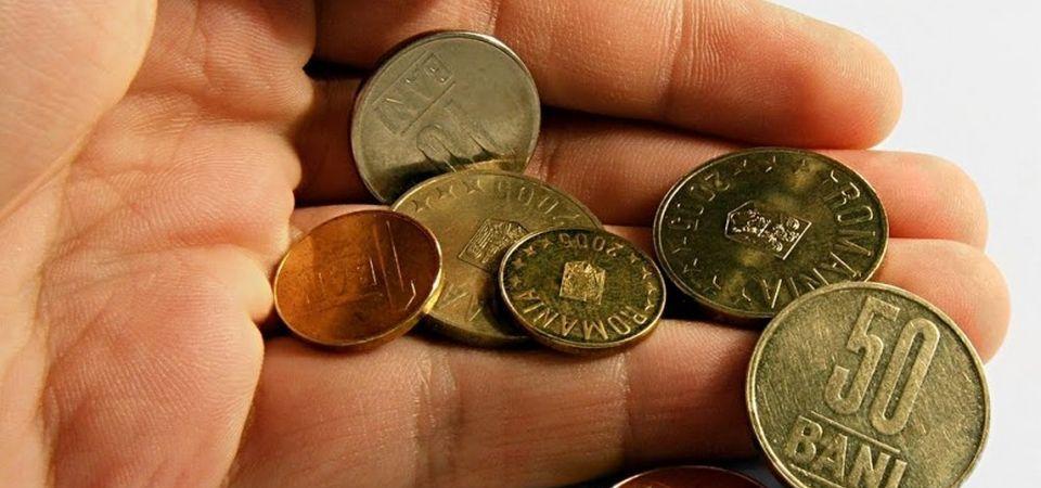 BNR lanseaza incepand de luni noi monede