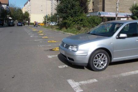 Hotarare noua in Bucuresti: Cine parcheaza pe locul altuia poate primi 1500 de lei AMENDA!