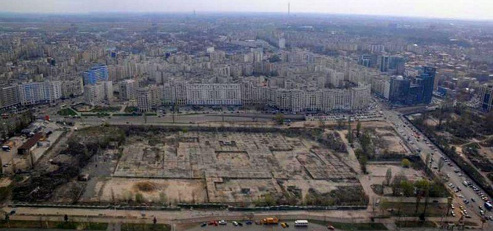 Primaria Capitalei pune mana pe un teren de miliarde: preia Esplanada de la Unirii!