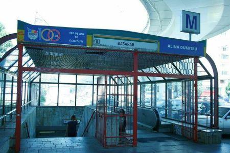 Metrorex modernizeaza inca doua statii de metrou: Piata Victoriei 2 si Basarab 1