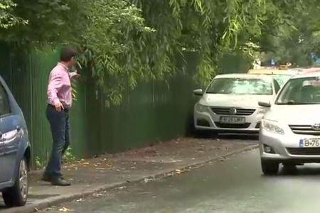 Bucurestiul ramane fara parcari si trotuare! Ce face primaria?