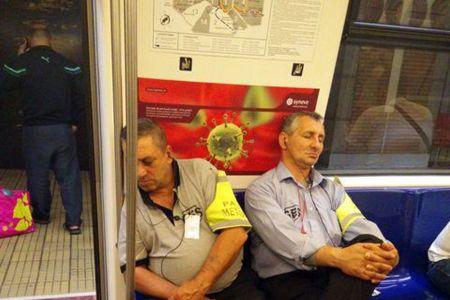 Uite cine vrea bani sa pazeasca metroul: Pensionari ajunsi la 80 de ani, evazionisti, traficanți de droguri…