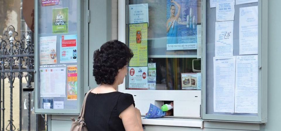 RATB monteaza automate de bilete noi, care dau rest si bon
