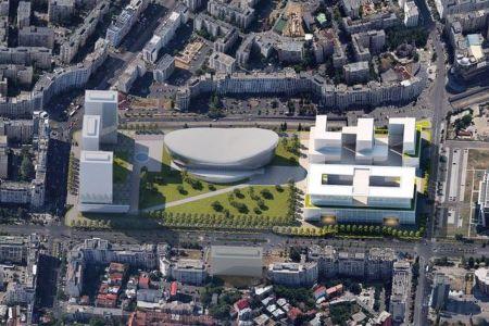 Asa arata proiectul Cartierului Justitiei, investitie de peste un miliard de euro! Terenul a trecut deja la primarie
