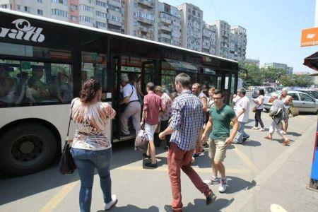 RATB modifica traseele unor linii pentru a aduce locuitorii din Popesti-Leordeni la gura de metrou