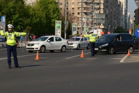 Restrictii de trafic astazi in mai multe zone din Bucuresti