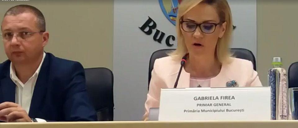 """Gabriela Firea s-a razgandit: Ieri critica """"Revolutia fiscala"""" a Guvernului, azi o lauda!"""