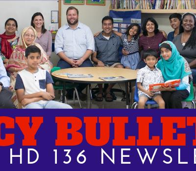 Bucy Bulletin: October 2019