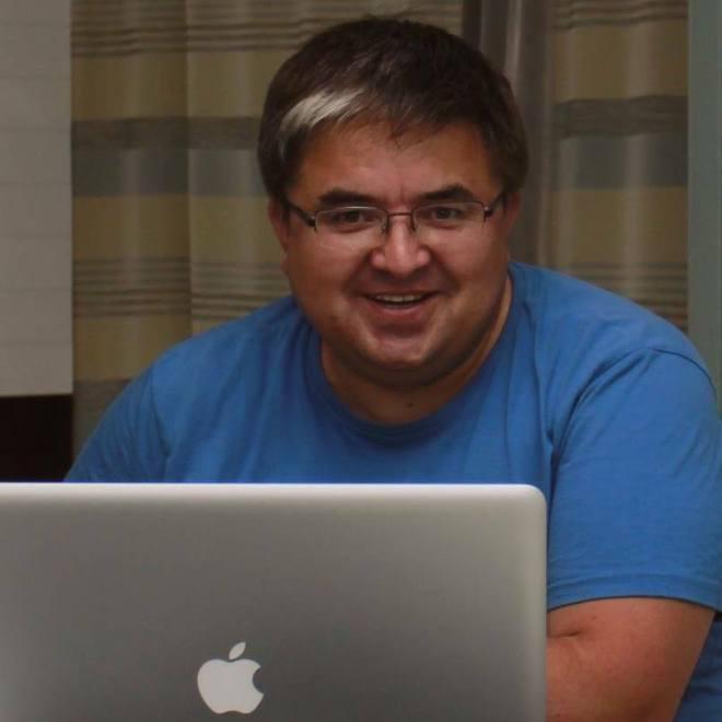 Аркадий Зарубин