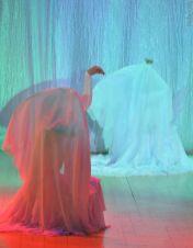 Классический бурятский хори-танец