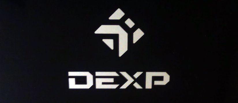 DEXP logo