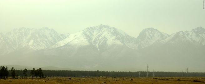 Курумкан. Баргузинский хребет