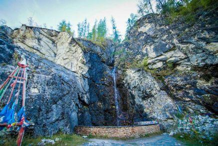 Водопад Тэмэлиг