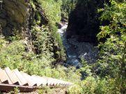 Аршан. Первый водопад. Лестница в никуда