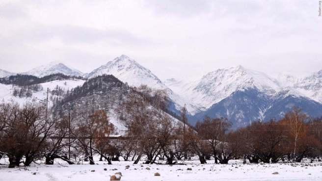 Баргузинский район, село Улюн