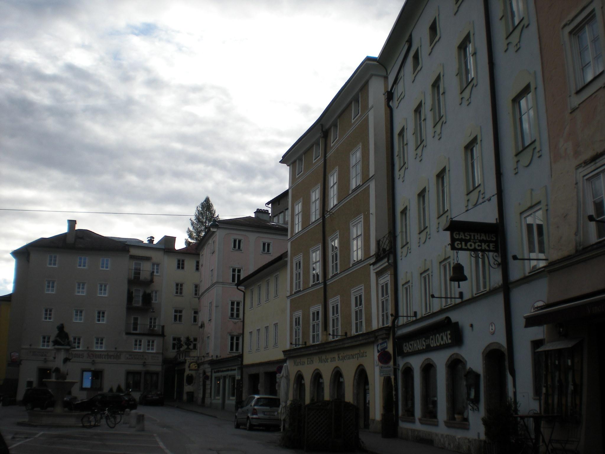 Salzburg early Sunday morning