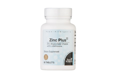 zinc tablets for hair