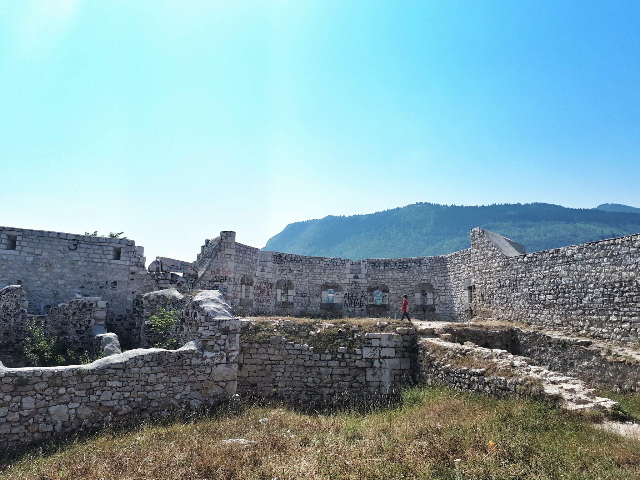 White Bastion, Sarajevo