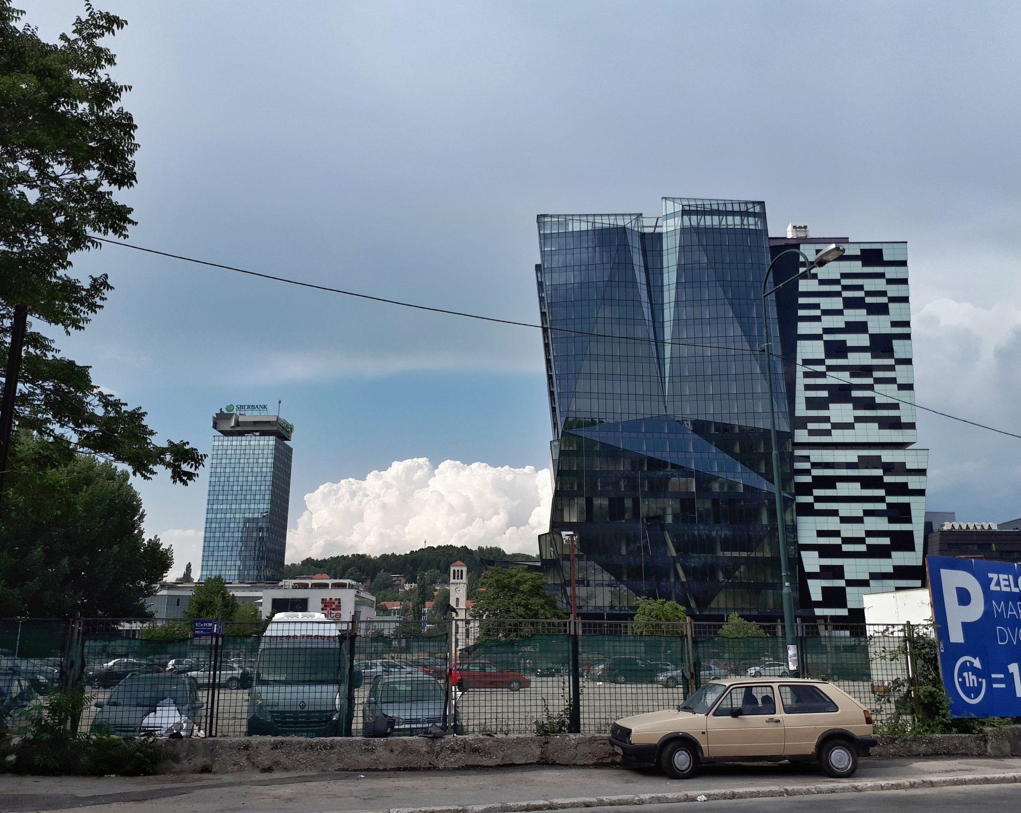 City Center, Sarajevo